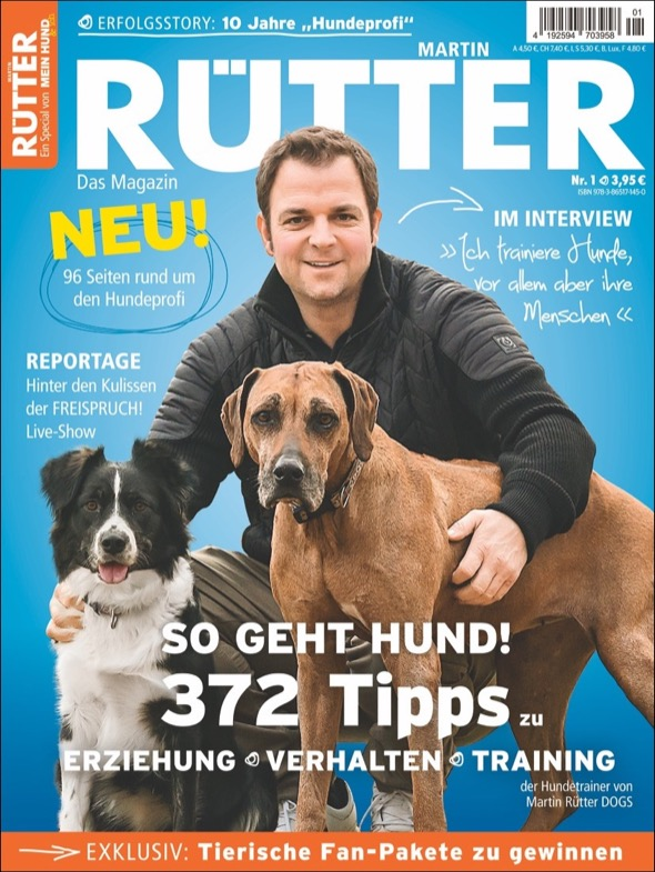 Rütter-Magazin-Cover